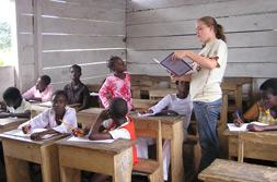 Projects Abroad France - Enseignement Senegal