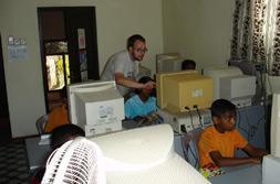 Projects Abroad France - Informatique Sri Lanka