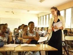 Etudiants: stages à l'international