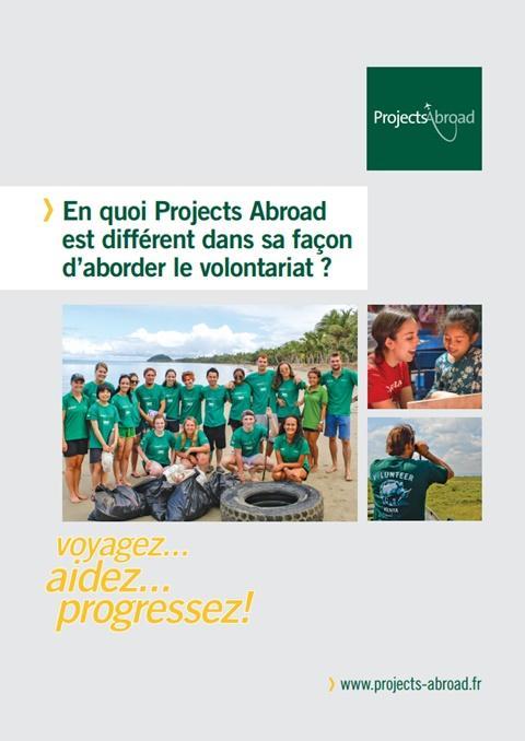 Notre modèle de volontariat
