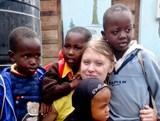 Jeromine Chasseriaud, mission humanitaire en Tanzanie
