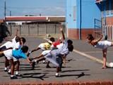 Laura Braut, mission encadrement sportif en Afrique du Sud