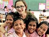 Loraine Legris, enseignement en Thaïlande