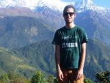 Quentin Delie, mission écovolontariat au Népal