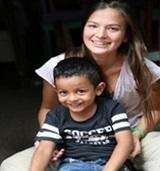 Clara Charrin, mission humanitaire au Costa Rica