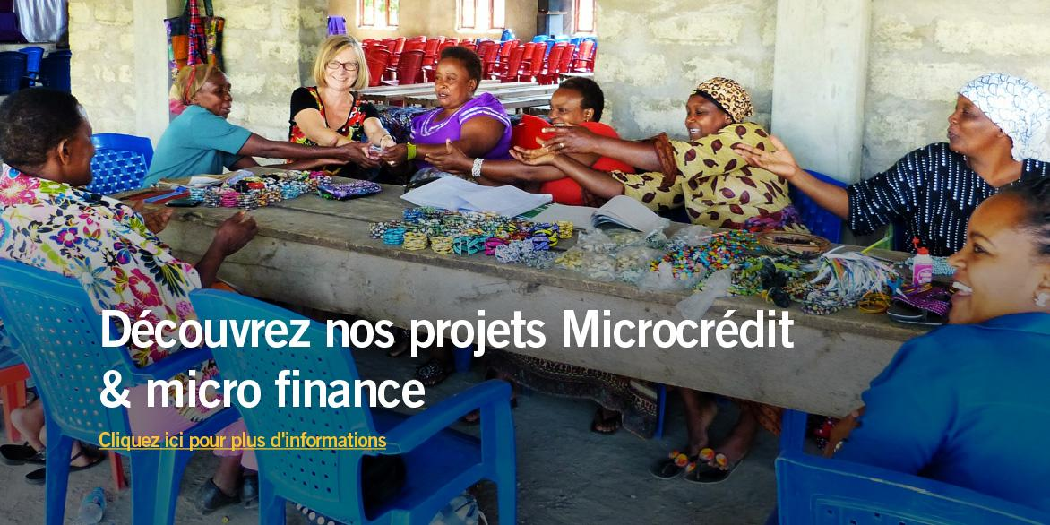 Microcrédit & micro finance