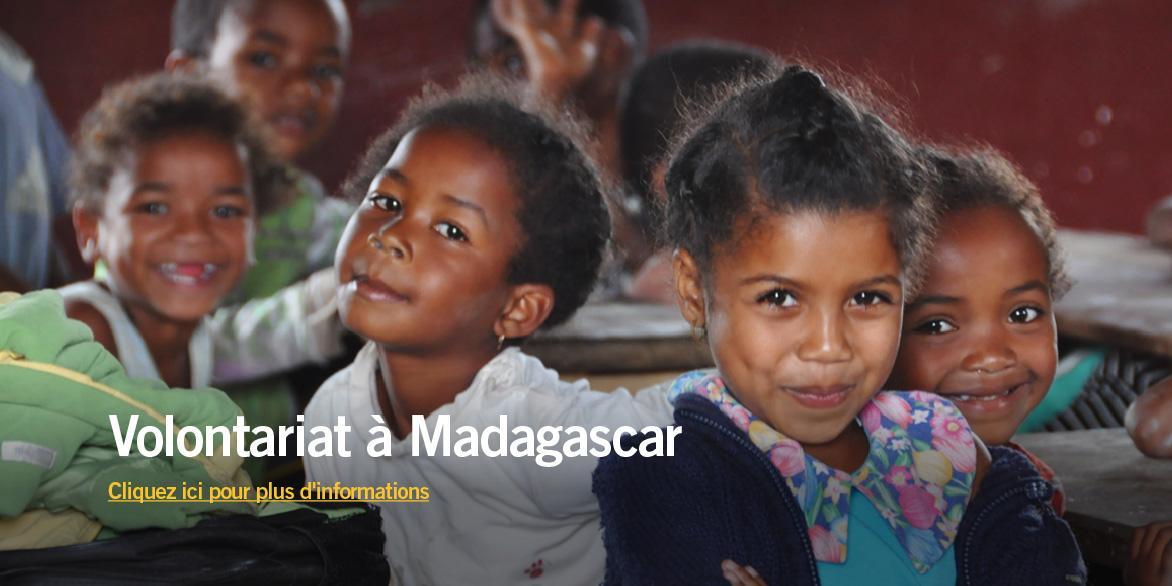 Etre volontaire à Madagascar avec Projects Abroad