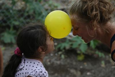 Projet humanitaire dans un centre d'accueil dans une communauté au Costa Rica