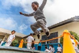 Etre volontaire au Belize avec Projects Abroad : Sport