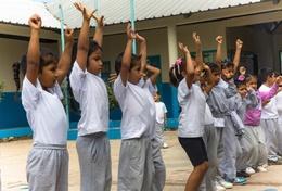 Encadrement sports collectifs - Multisports : Belize