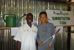 Missions de volontariat et stages au Ghana : Agriculture communautaire