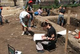 Chantiers de fouilles archéologiques : Roumanie