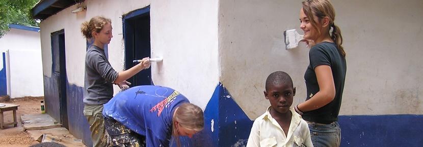 Chantiers jeunes construction