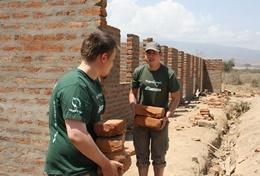 Chantiers jeunes construction & reconstruction : Tanzanie