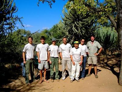 Chantier Nature Afrique