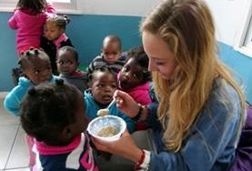 Chantiers Humanitaires : Afrique du Sud
