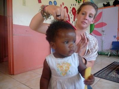Chantier humanitaire Jamaïque