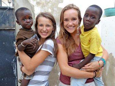 Chantier humanitaire jeunes Sénégal