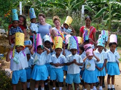 Chantier jeunes Asie Sri Lanka