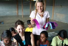 Missions de volontariat et stages au Sri Lanka : Missions humanitaires