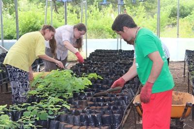 Volontaires en chantier humanitaire et écovolontariat aux îles Galápagos