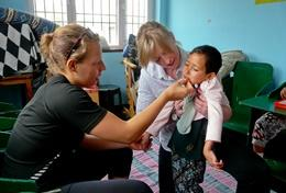 Stages d'orientation Médecine   : Népal