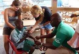 Stages d'orientation Médecine   : Ghana
