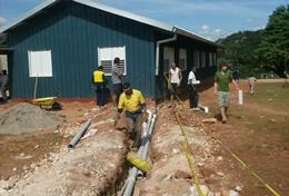 Mission de volontariat Construction : Jamaïque