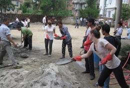 Mission de volontariat Construction : Népal