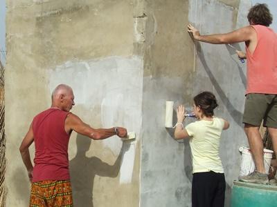 Projet construction de bâtiments communautaires au Sénégal