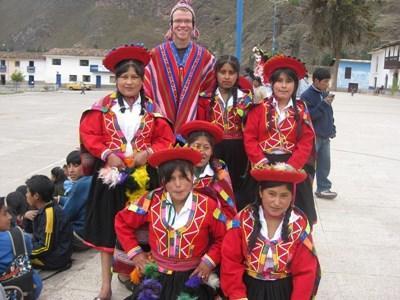 Cours d'espagnol au Pérou