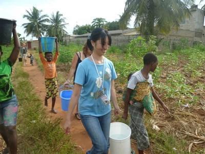 Prendre des cours d'Ewe au Togo