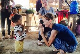 Missions de volontariat et stages au Cambodge : Cours de langues et   séjours linguistiques