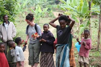 Cours d'anglais en Afrique Francophone
