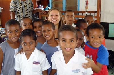 Mission communautaire aux Fidji