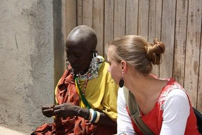 Aide aux tribus Massaï en Tanzanie