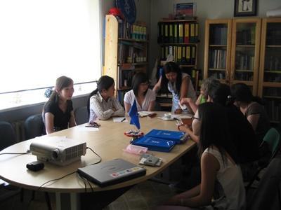 Volontaires en projet Droit en Mongolie