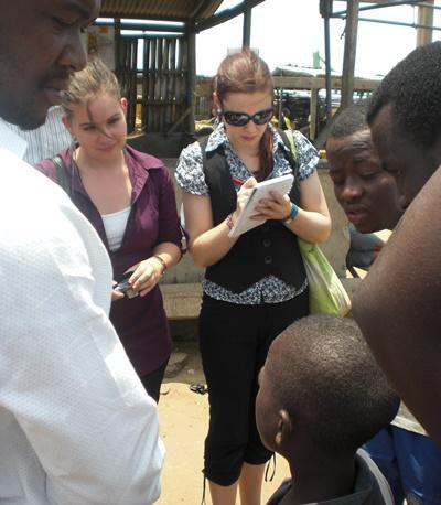 Observation sur les droits de l'Homme et de l'enfant au Ghana