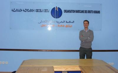 Défendre les droits de l'Homme au Maghreb