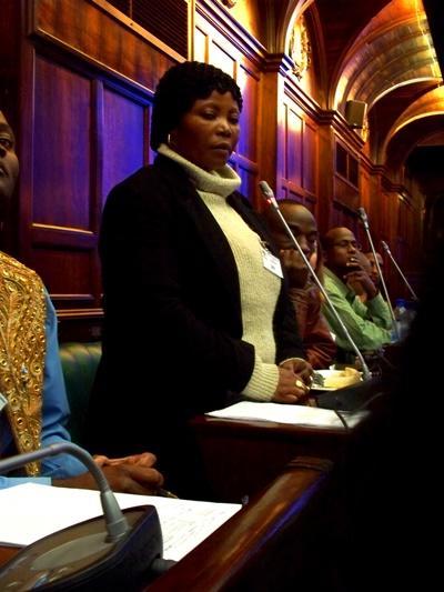 Faire un stage juridique dans les droits de l'Homme en Afrique du Sud
