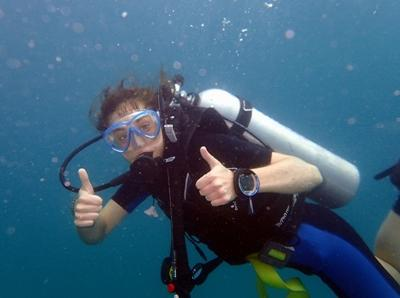 Plongée sous-marine au Cambodge