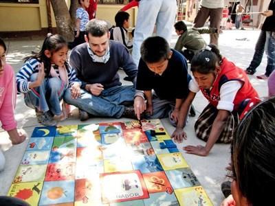 Bénévolat d'enseignement de l'anglais à l'étranger