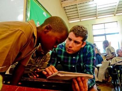 Mission humanitaire en alphabétisation en Jamaïque