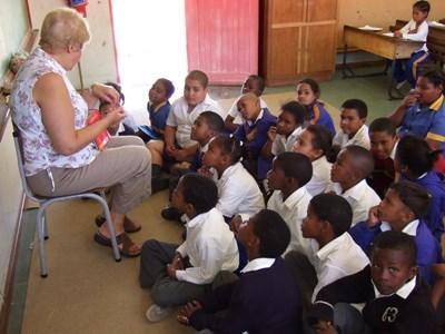 Enseignement en Afrique du Sud