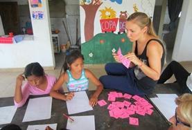 Missions de volontariat Enseignement : Argentine