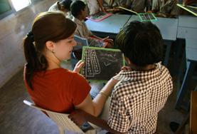 Missions de volontariat Enseignement : Bangladesh