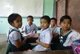 Missions de volontariat Enseignement : Birmanie