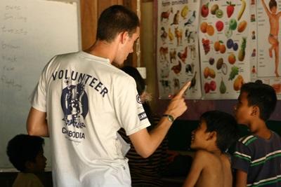 Mission dans l'enseignement au Cambodge