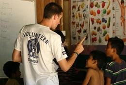 Missions de volontariat Enseignement : Cambodge