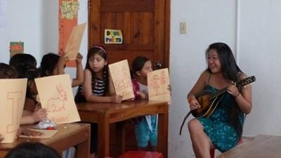 Action éducative bénévole Equateur